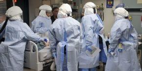 Число инфицированных Эболой превысило 10 тысяч человек, почти 5 тысяч - погибли