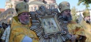 В Харькове на торжествах по случаю 215-летия епархии УПЦ молились о мире и благоденствии в Украине (фоторепортаж)