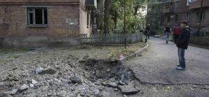 Жизнь на Донбассе под оккупацией боевиков
