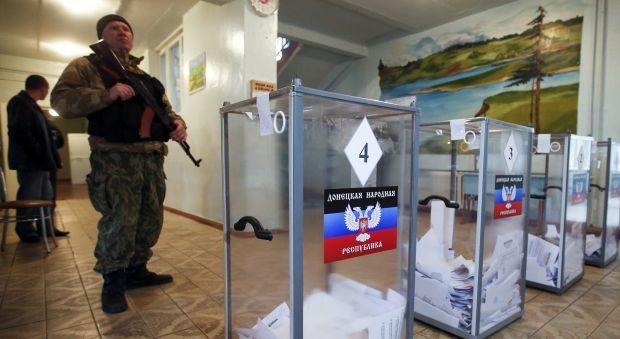 Могерини и Климкин заявляют о важности проведения выборов на Донбассе по украинским законам - Цензор.НЕТ 5692