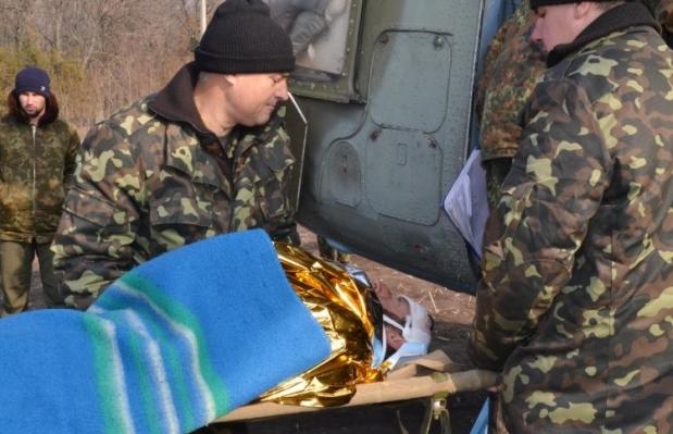 За сутки в зоне АТО погибли 6 украинских военнослужащих и 12 получили ранения / Фото: УНИАН