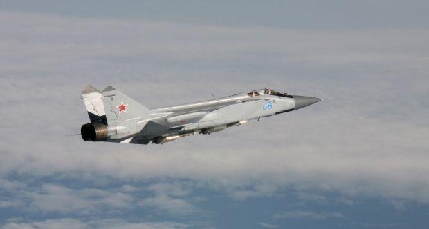 МиГ-31 Микоян / REUTERS