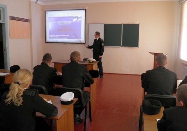 В Николаеве открылся 198 учебный центр ВМС