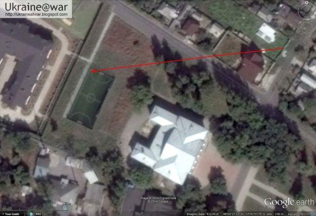 Обстріл школи в Донецьку, внаслідок якого загинули діти, вівся з окупованої бойовиками Макіївки