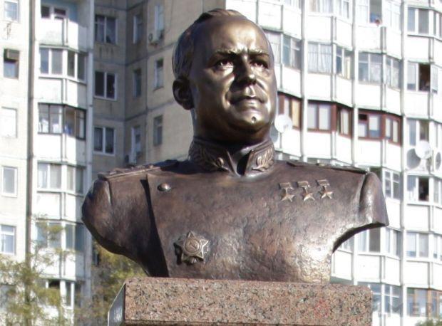 Так виглядав пам'ятник / timer.od.ua