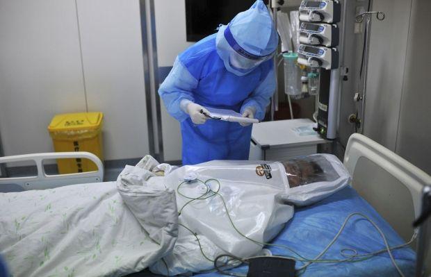 1415285583-1096 ООН не хватает ресурсов для борьбы с Эболой - BBC