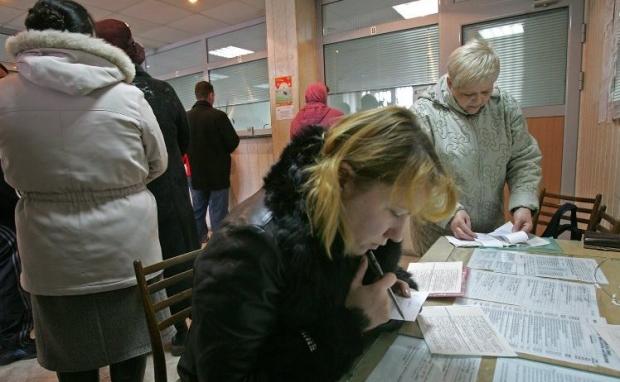 В каждом отделении Ощадбанка обещают разместить инструкции / Фото УНИАН