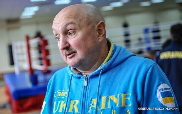 Dmytro Sosnovs'kyj pokynuv post holovnoho trenera zbirnoї Ukraїny / fbu.net.ua