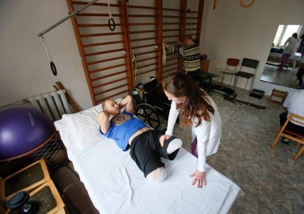 инвалид протезирование / Фото: УНИАН