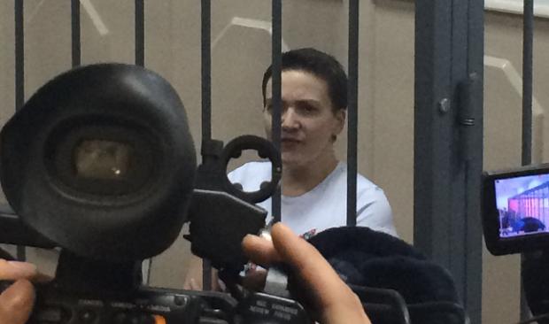 Савченко пока отказывается прекращать голодовку / Фото УНИАН