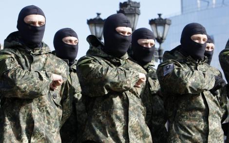 Рада сделала 14марта Днем украинского добровольца