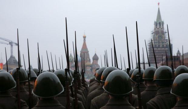 Москва, Кремль / REUTERS