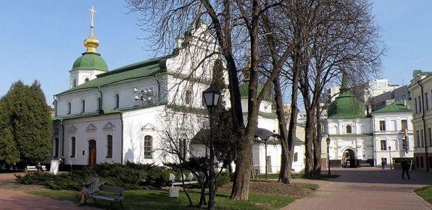 Трапезна продовжує потребувати ремонту / sophia.sophiakievska.org