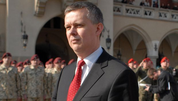 Semoniak agreed on military cooperation with his Swedish counterpart / wiadomosci.wp.pl