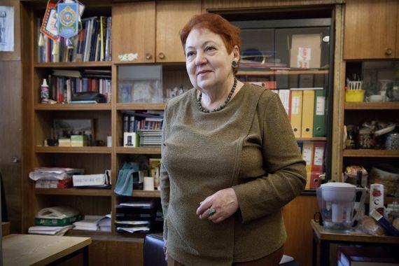 Мельникова оценивает российский контингент в четыре тысячи
