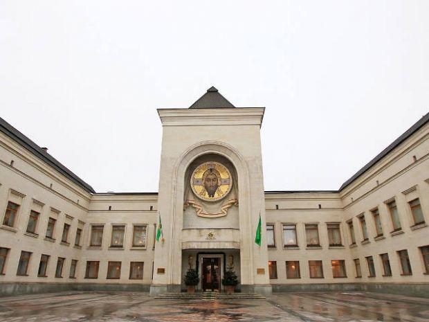 Московский Свято-Данилов монастырь станет основной резиденцией Патриарха Московского и всея Руси Кирилла