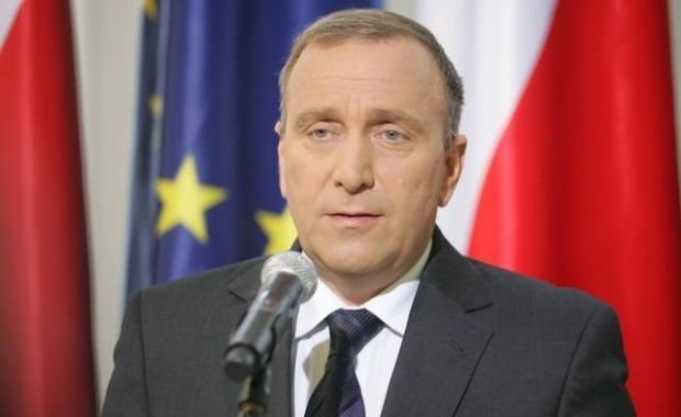 Polish Foreign Minister Grzegorz Shetina / Photo from piswesola.pl