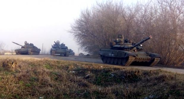 If Ukraine attacks Russian military columns entering Ukraine, it will mean war with Russia, says Chaliy / Photo from vk.com