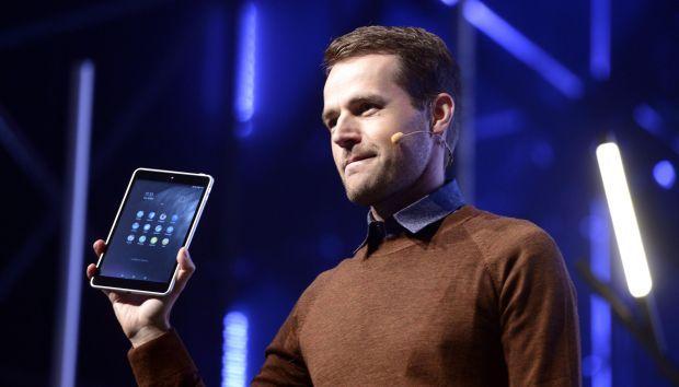 Nokia представила схожий на iPad планшет N1 (фото)