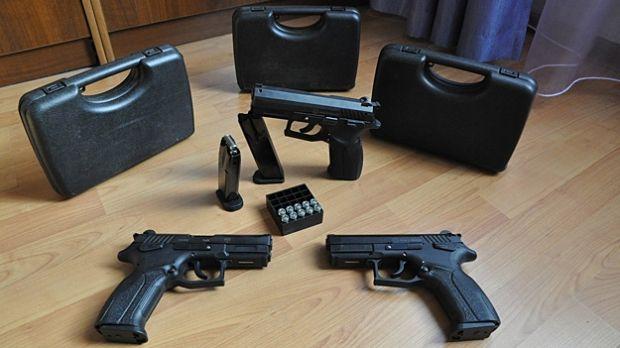 пистолет травмат / army-news.ru