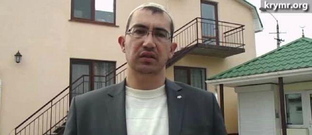 Заместитель муфтия Крыма Айдер Исмаилов: татары не будут отвечать на провокации