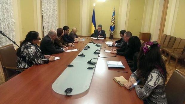 Порошенко подписал закон / facebook.com/svyatoslav.tsegolko