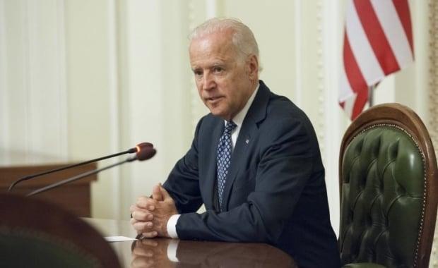 Байден требует вывести российские войска из Украины / УНИАН