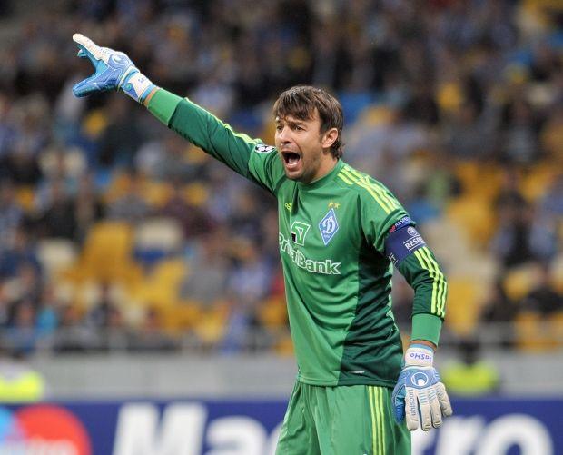 Александр Шовковский стал главным героем финала КУ / ua-football.com