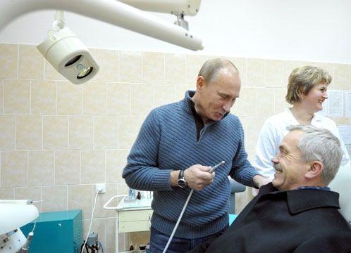 Путина считают непредсказуемым