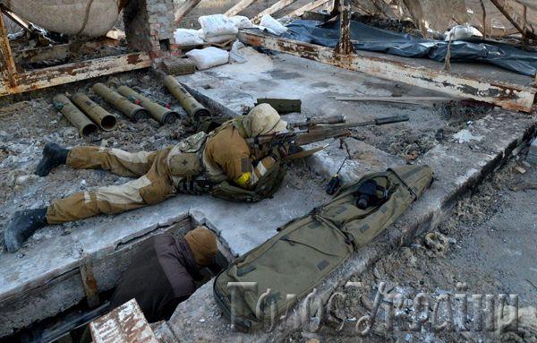 Бандиты похитили бойца ВСУ