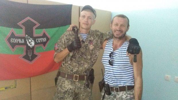 Россия использует нацистов из Волчьей сотни на Донбассе и в Крыму