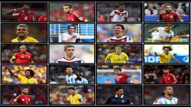 FIFA предлагает выбрать из 20 защитников 4 лучших / fifa.com