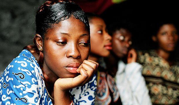 Конго признана самой опасной страной для женщин / фото rebellesociety.com