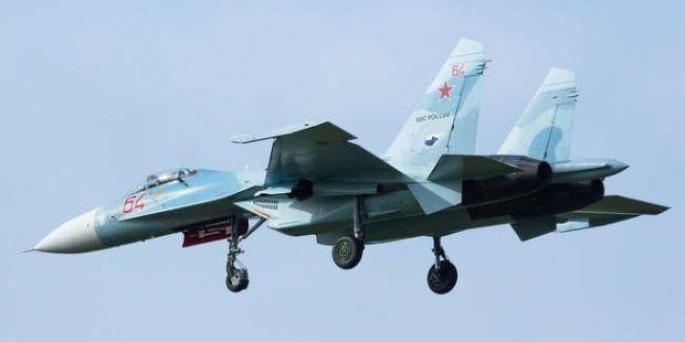 Су-27СМ / vonsolovey.livejournal.com