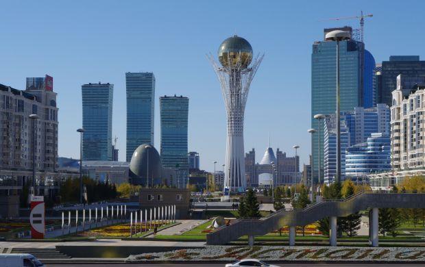Казахстанцы мешками скупают продукты в магазинах / www.visit-astana.kz