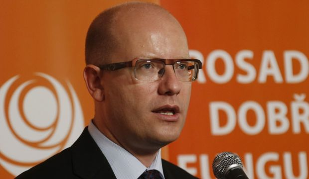 Богуслав Соботка / reporter-ua.com