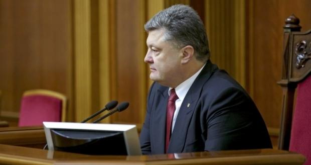 Порошенко опроверг информацию о том, что Путин ему угрожал \ УНИАН