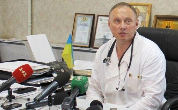 За время АТО в госпитале лечились 750 военнослужащих