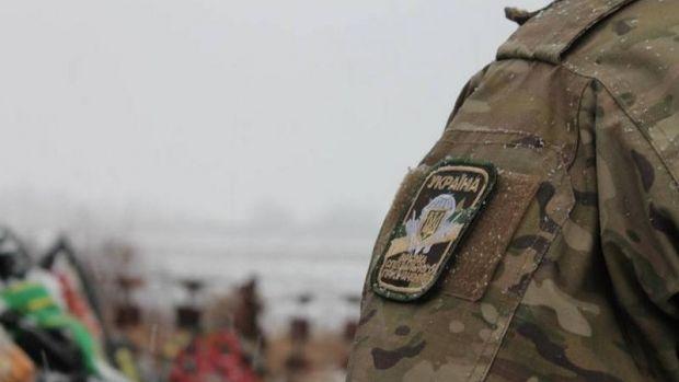 Военные, нашивка, форма / Фото Міністерства оборони України