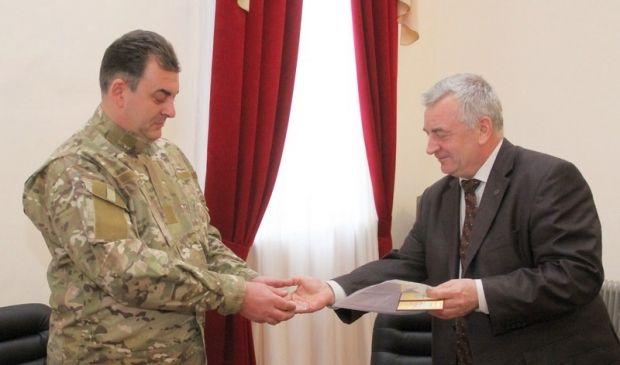 фото прес-служби Міністерства оборони