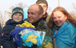 На Чернігівщині зустріли бійців, що повернулись з війни <br> Міністерство оборони України