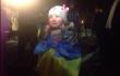 В Киеве две сотни человек вышли встречать 'киборгов' <br>
