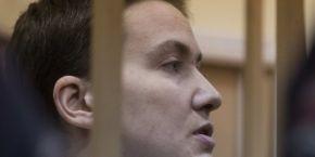 Россия отказывается выпускать Савченко до суда