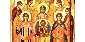 21 ноября – Собор Архистратига Божьего Михаила и всех Небесных Сил бесплотных