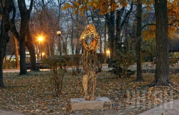 Скульптура александра лідаговського