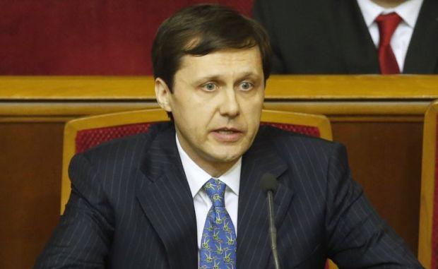 Министр экологии и природных ресурсов Украины Игорь Шевченко / Фото УНИАН