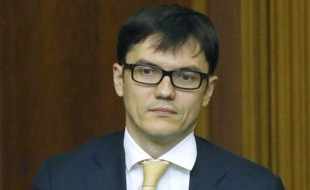 Министр инфраструктуры Украины Андрей Пивоварский / УНИАН