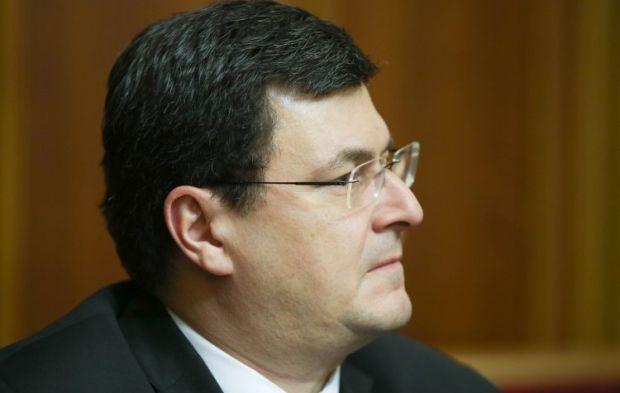 Министр здравоохранения Украины Александр Квиташвили / Фото: УНИАН