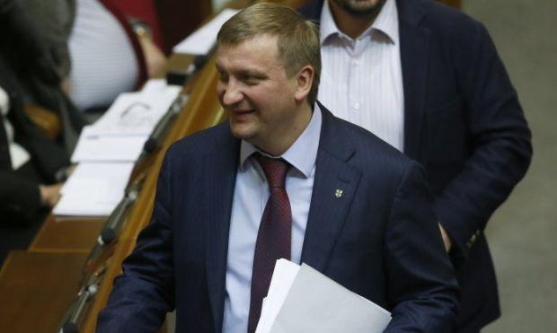 Министр юстиции Павел Петренко / УНИАН