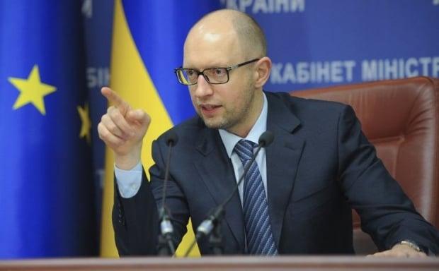 Яценюк: Украина полностью откажется от советских стандартов
